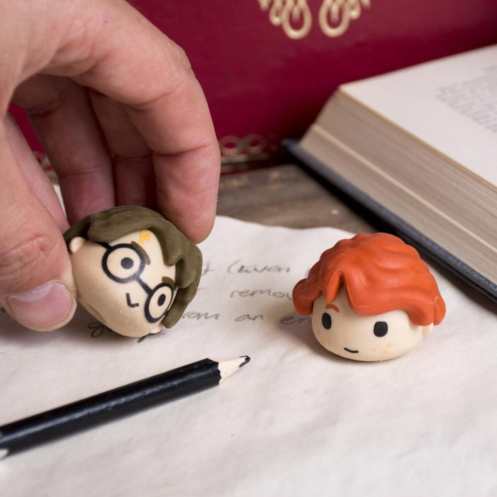 Harry Potter//Ron Weasley  3D Pencil and Eraser  set