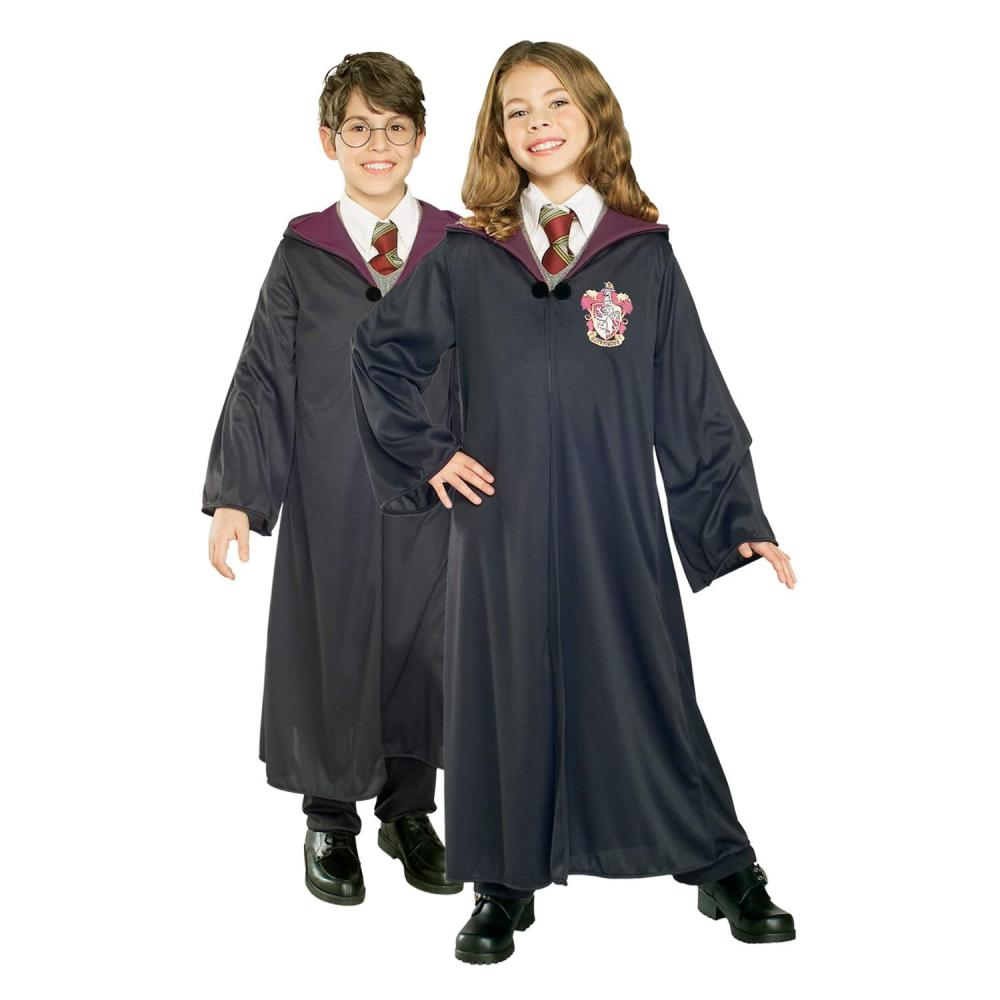 5-6 Harry Potter Hermione Granger Fancy Outfit Dressing Up /& Snitch Guaranteed