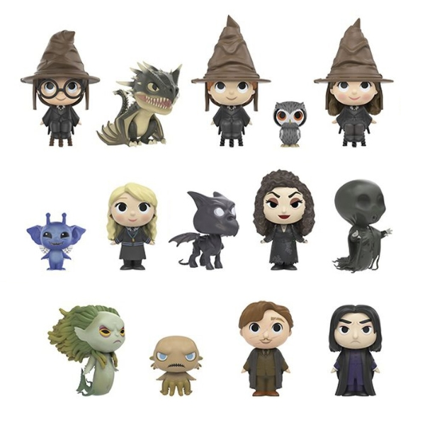 Vinyl Toy Funko Mystery Minis Harry Potter Series 2 HARRY POTTER SORTING HAT