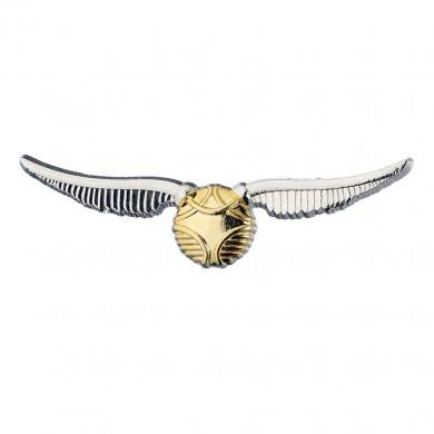 9e67362636b Harry Potter Pin Badge - Golden Snitch - The Shop That Must Not Be Named