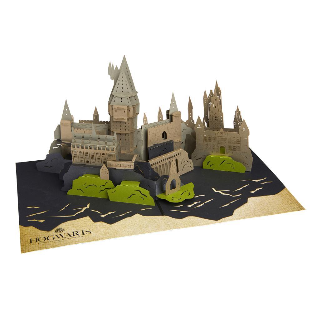 Harry Potter Pop-Up Card - Hogwarts Castle