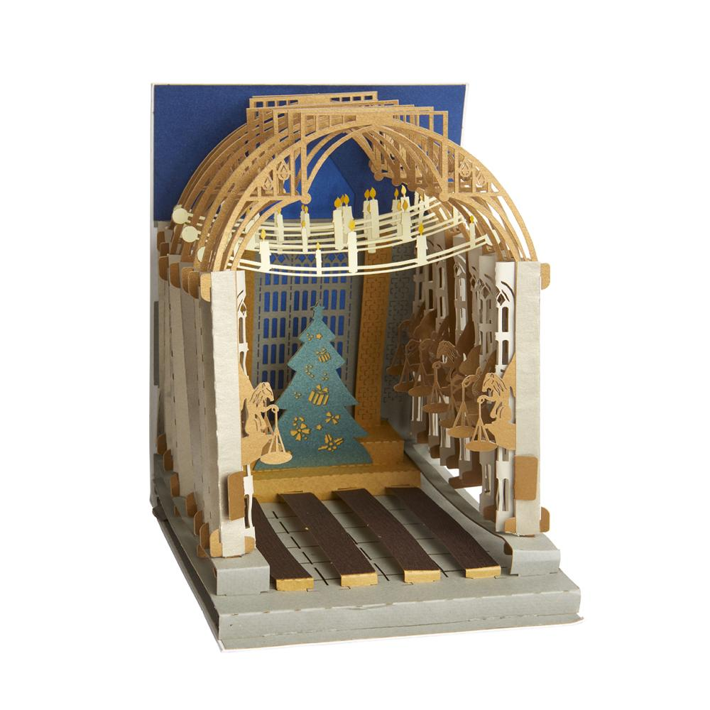 Harry Potter Pop-Up Card - The Great Hall