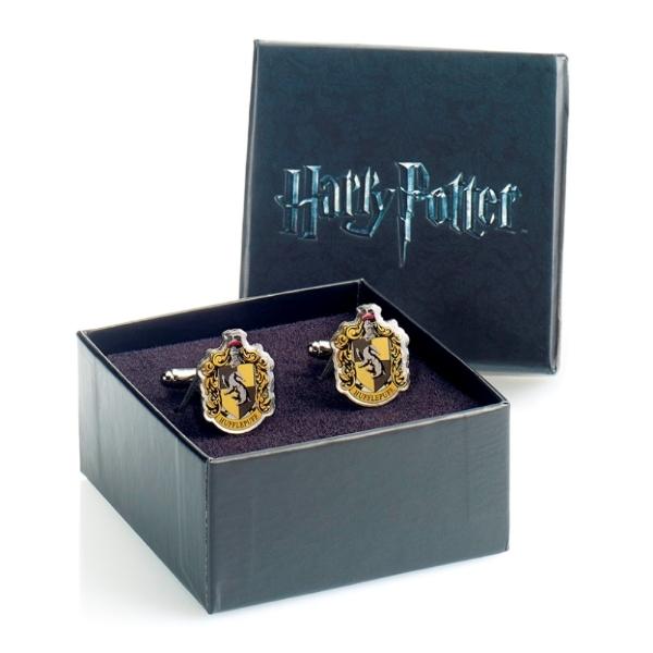 Harry Potter Hufflepuff Novelty Cufflinks